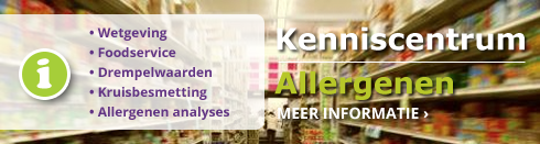 Allergenen Consultancy heeft kennis over allergenen